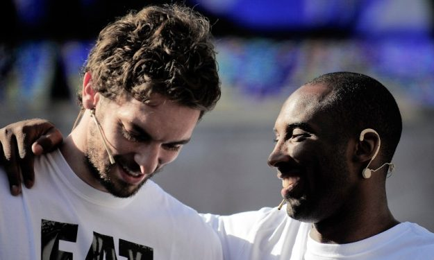Pau Gasol, wife name newborn after Kobe Bryant's daughter