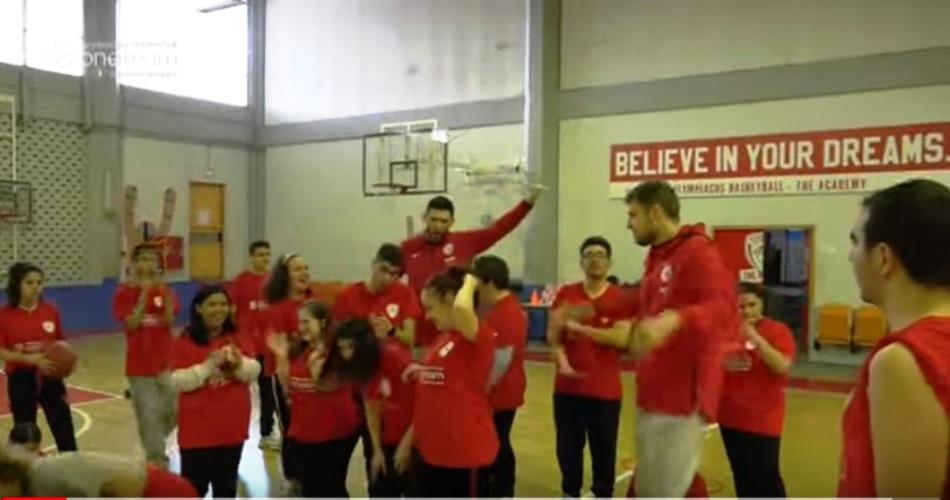 """Ολυμπιακός: Η """"μαγική"""" σημασία του """"One Team"""" δια στόματος παικτών (Video)"""