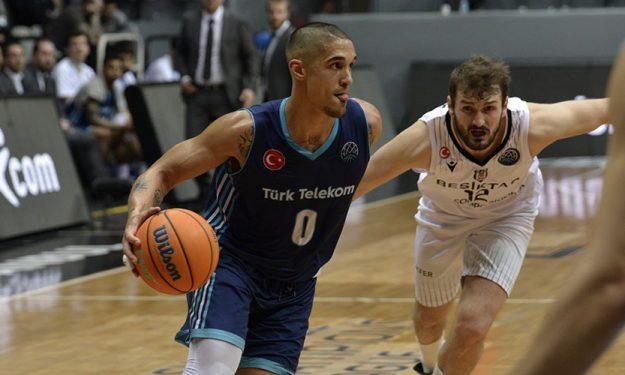 Nick Johnson Alev Aldı; Telekom, Beşiktaş'ı Eledi | Eurohoops