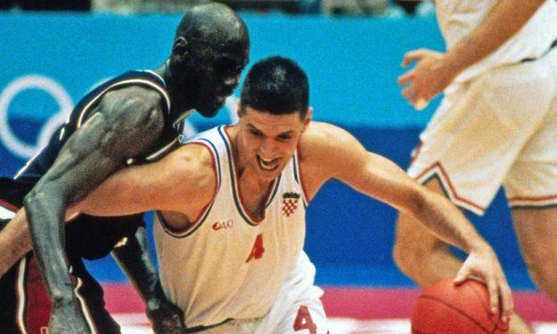 Soportar duda Persona con experiencia  Dino Radja: Everything that was in Jordan's head was in Drazen's   Eurohoops