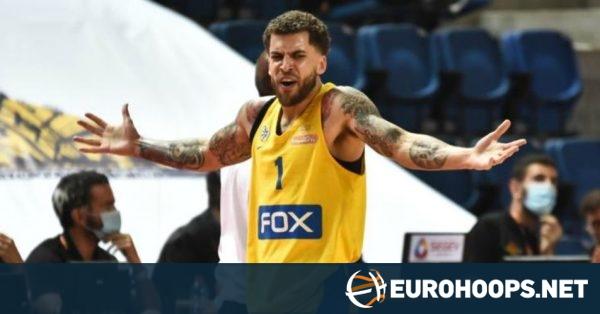 Maccabi: MUHTEŞEM Wilbekin ve 100ara ile Hapoel Jerusalem ile derbi kazandı