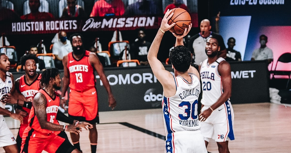 Furkan Korkmaz has a new three-year deal with the Sixers