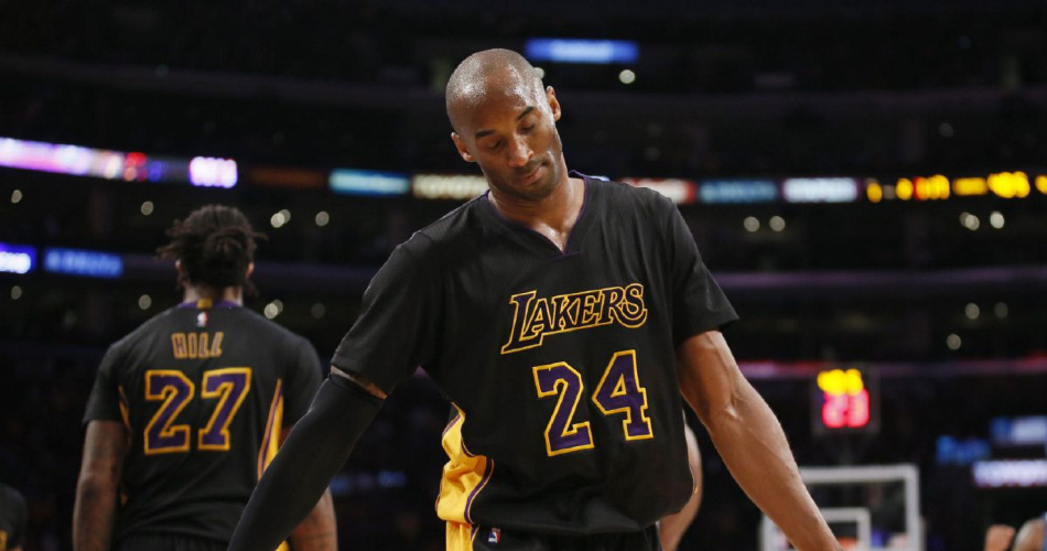 Lakers to wear 'Black Mamba' tribute jerseys in Game 4 vs. Trail ...
