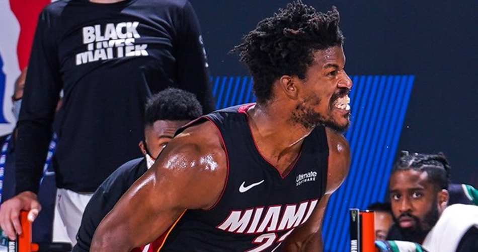 Jimmy Butler Scores 40 In Heat S Win Over The Bucks Eurohoops