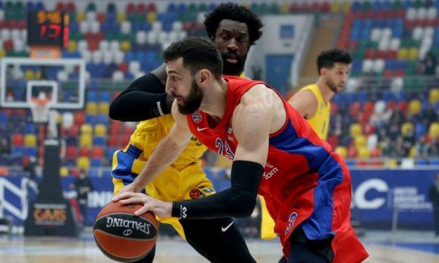Wilbekin Tuğla Attı, Mike James Alev Alev Yandı: CSKA, Maccabi'yi Yıktı! |  Eurohoops