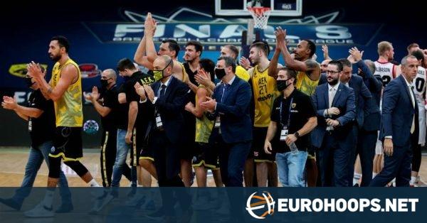 AEK: Son kez, BCL'de zaman (ikinci) kupa!