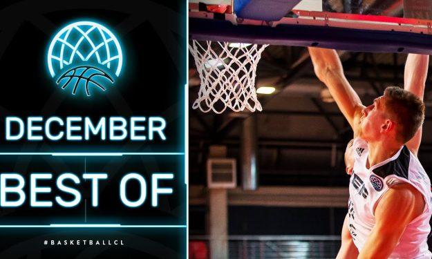 Basketball Champions League Décembre 2020 TOP 10: Dague de Sam Dekker (VIDEO)  - Championnat d'Europe de Football 2020