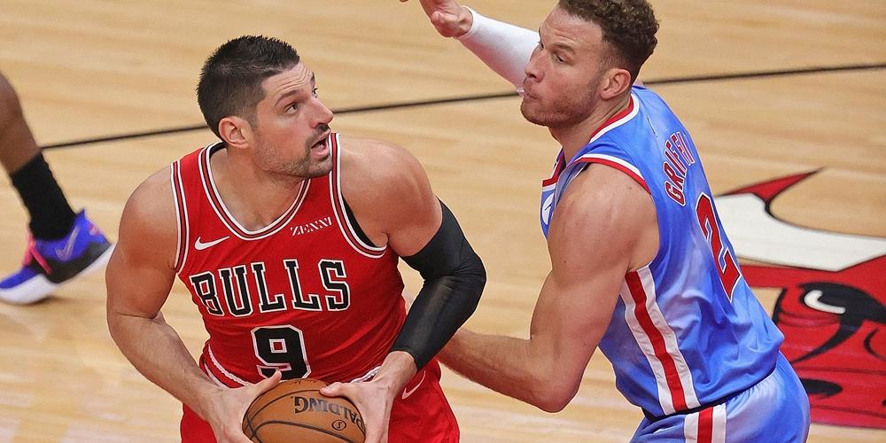 Vucevic, Satoransky shine as Bulls bounce back against Nets | Eurohoops