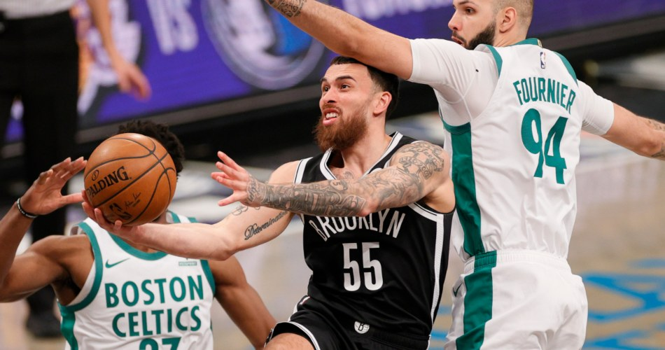 Kyrie Irving, Steve Nash impressed by Mike James' Nets debut | Eurohoops