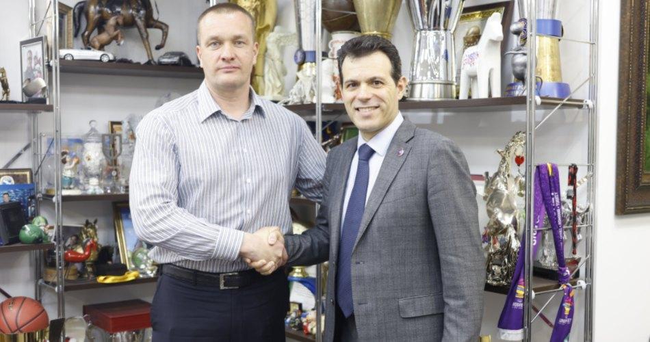 """Βατούτιν: """"Καμία συμφωνία της ΤΣΣΚΑ με Ιτούδη για την Εθνική Ελλάδας"""""""