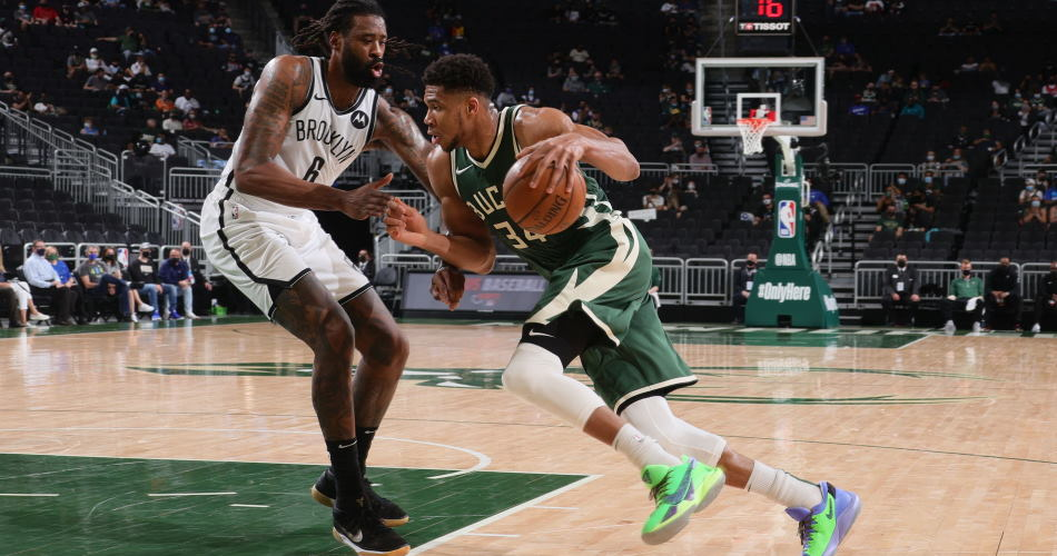 Giannis Antetokounmpo scores 49 points in potential East Finals preview | Eurohoops