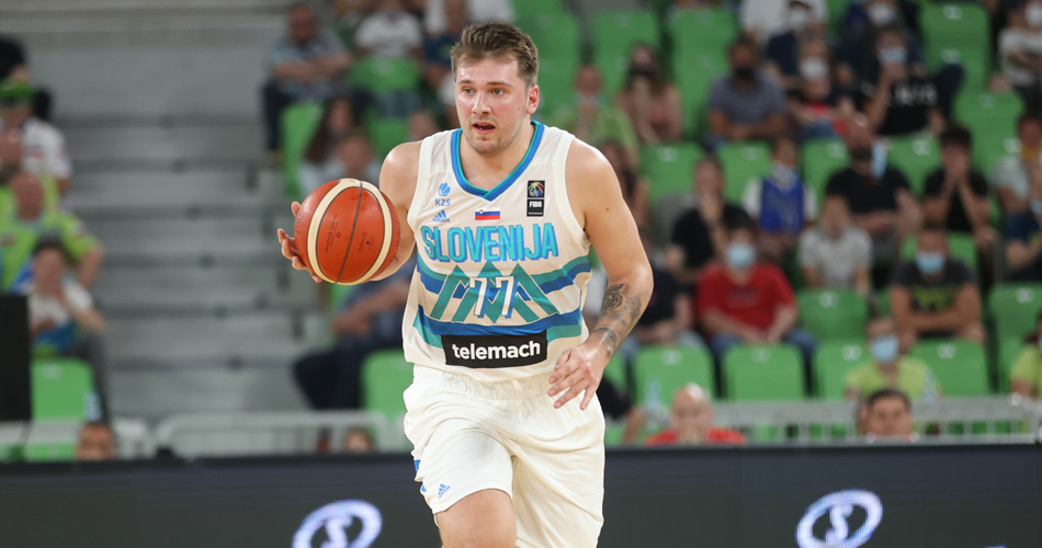 Luka Doncic posts double-double in his return to Slovenian NT   Eurohoops