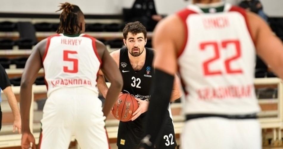 Spanish basketball club Manresa officially adds 2017 NCAA champion Luke Maye