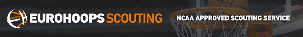 Eurohoops Scouting banner