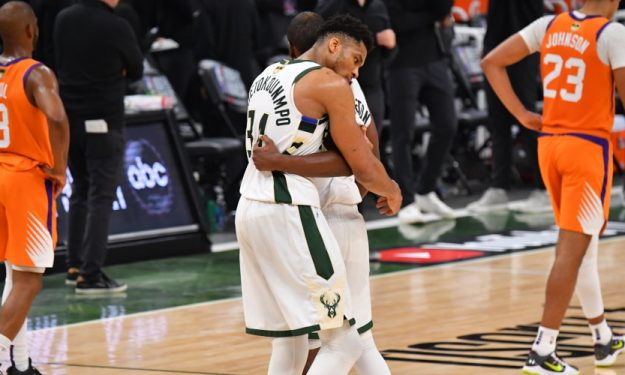 Giannis Antetokounmpo It Felt Good But We Cannot Be Satisfied Eurohoops