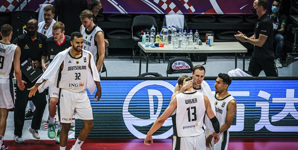 Wagner and Germany go to Tokyo   Eurohoops