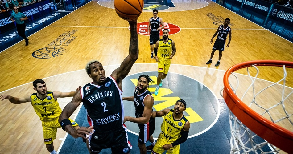 Basketball Champion League (8ος όμιλος): Πρώτες νίκες για Ρίτας και Μπεσίκτας